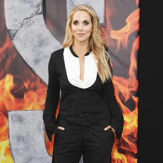 Elizabeth Berkley in Los Angeles Premiere of San Andreas