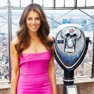 Elizabeth Hurley to Kick Off The 2015 Estee Lauder Breast Cancer Awareness Campaign