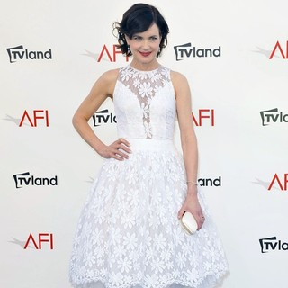 Elizabeth McGovern in The 40th AFI Life Achievement Award Honoring Shirley MacLaine