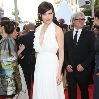 Elizabeth McGovern in Madagascar 3: Europe's Most Wanted Premiere- During The 65th Cannes Film Festival