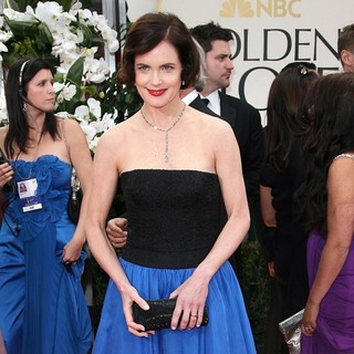 Elizabeth McGovern in The 69th Annual Golden Globe Awards - Arrivals