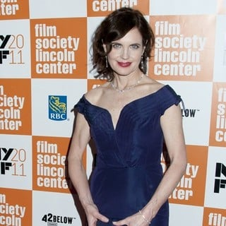 Elizabeth McGovern in NYFF Presents My Week With Marilyn Premiere