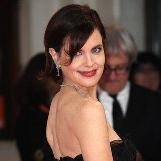 Elizabeth McGovern in Orange British Academy Film Awards 2012 - Arrivals