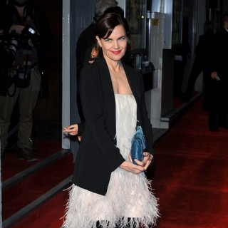 Elizabeth McGovern in My Week with Marilyn UK Premiere - Arrivals