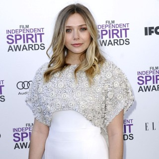 Elizabeth Olsen in 27th Annual Independent Spirit Awards - Arrivals