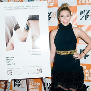 Elizabeth Olsen in The 49th Annual New York Film Festival - Premiere of Martha Marcy May Marlene