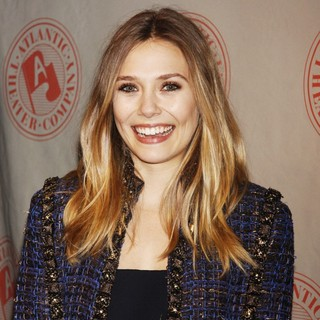 Elizabeth Olsen in The Atlantic Theater Company Spring Gala - Arrivals