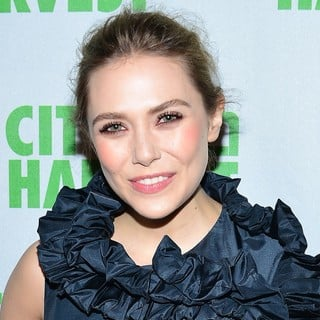 Elizabeth Olsen in City Harvest 19th Annual An Evening of Practical Magic