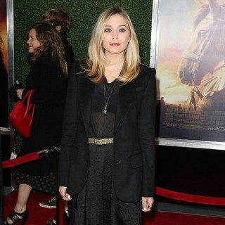 Elizabeth Olsen in The World Premiere of War Horse
