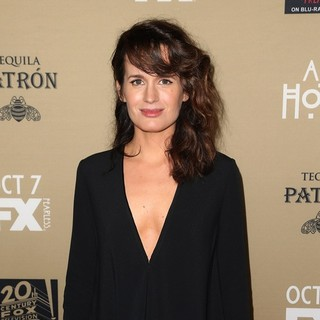 Elizabeth Reaser in Premiere Screening of FX's American Horror Story: Hotel - Arrivals