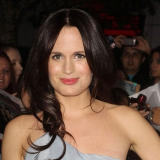 Elizabeth Reaser in The Premiere of The Twilight Saga's Breaking Dawn Part II