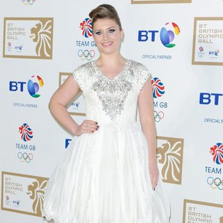 BT British Olympic Ball - Arrivals