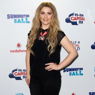 Capital FM Summertime Ball 2014 - Arrivals