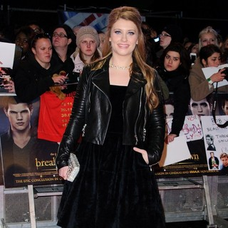 The Premiere of The Twilight Saga's Breaking Dawn Part II - Arrivals