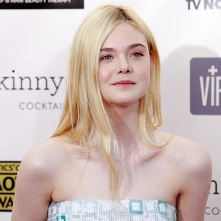 Elle Fanning in 18th Annual Critics' Choice Movie Awards