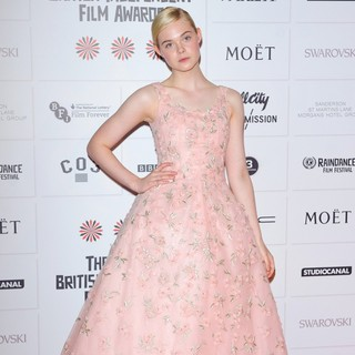 Elle Fanning in British Independent Film Awards 2012 - Arrivals