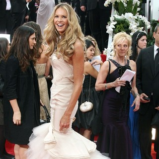 Elle MacPherson in The 69th Annual Golden Globe Awards - Arrivals