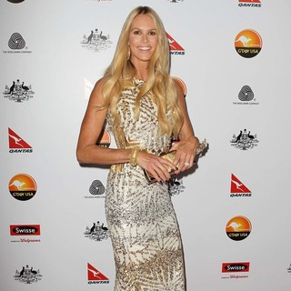 Elle MacPherson in G'Day USA 2013 Black Tie Gala - Arrivals