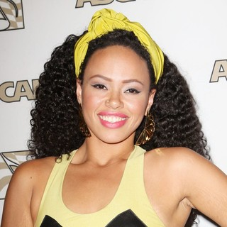 Elle Varner in 2012 ASCAP Rhythm and Soul Music Awards - Arrivals