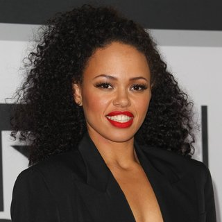 Elle Varner in The 2014 BET Awards - Press Room