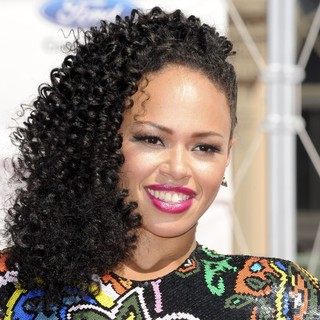 Elle Varner in The BET Awards 2012 - Arrivals