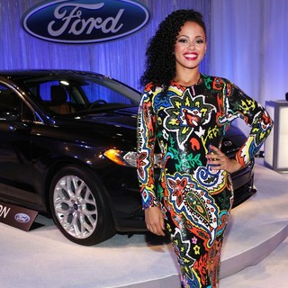 Elle Varner in The BET Awards 2012 - Ford Hot Spot - Day 3