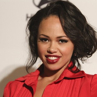 Elle Varner in Clive Davis and The Recording Academy's 2013 Pre-Grammy Gala and Salute to Industry Icons