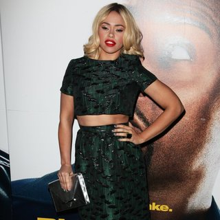 Elle Varner in Universal Pictures Premiere of Ride Along