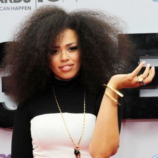 Elle Varner in The 2013 BET Awards - Arrivals