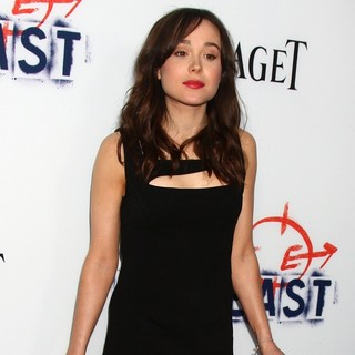 Ellen Page in Los Angeles Premiere of The East
