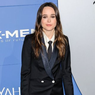 Ellen Page in X-Men: Days of Future Past World Premiere - Arrivals