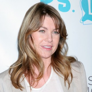 Ellen Pompeo in 16th Annual Los Angeles Antiques Show 2011 - Arrivals