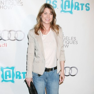 16th Annual Los Angeles Antiques Show 2011 - Arrivals