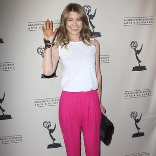 Ellen Pompeo in Welcome to ShondaLand: An Evening with Shonda Rhimes and Friends - Arrivals