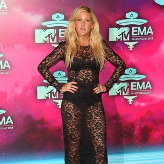 Ellie Goulding in 20th MTV Europe Music Awards - Arrivals