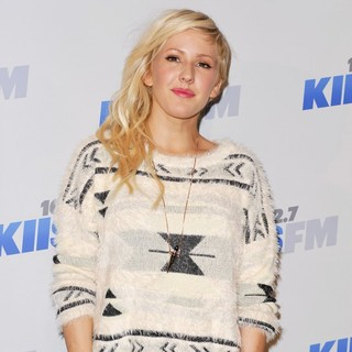 Ellie Goulding in KIIS FM's Jingle Ball 2012 - Arrivals - ellie-goulding-jingle-ball-2012-04