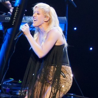 Ellie Goulding in KIIS FM's Jingle Ball 2012 - Show