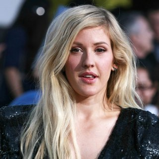 Ellie Goulding in Premiere of Summit Entertainment's Divergent - Red Carpet Arrivals