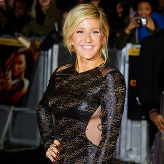 Ellie Goulding in The World Premiere of The Hunger Games: Catching Fire - Arrivals