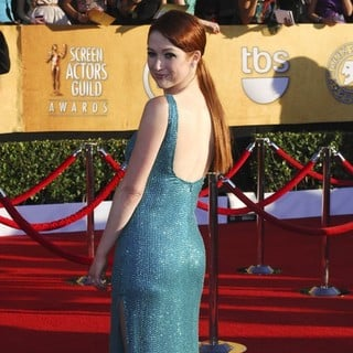 Ellie Kemper in The 18th Annual Screen Actors Guild Awards - Arrivals