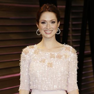 Ellie Kemper in 2014 Vanity Fair Oscar Party - ellie-kemper-2014-vanity-fair-oscar-party-03