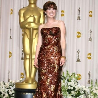 Ellie Kemper in 84th Annual Academy Awards - Press Room