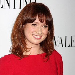 Ellie Kemper in The Valentino Rodeo Drive Flagship Store Opening - Arrivals