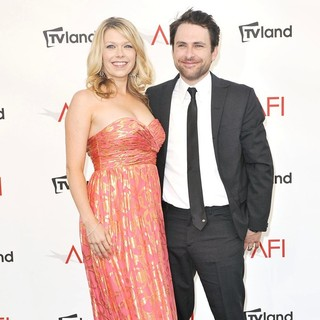 Mary Elizabeth Ellis, Charlie Day in The 40th AFI Life Achievement Award Honoring Shirley MacLaine