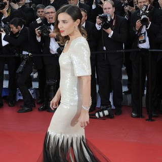 On the Road Premiere - During The 65th Cannes Film Festival - elodie-bouchez-65th-cannes-film-festival-01