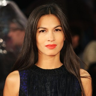 Elodie Yung in U.K. Film Premiere of G.I. Joe: Retaliation - Arrivals