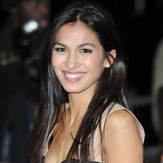 Elodie Yung in The Girl with the Dragon Tattoo - World Premiere - Arrivals