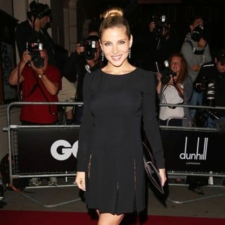 Elsa Pataky in The GQ Men of The Year Awards 2012 - Arrivals