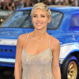Elsa Pataky in World Premiere of Fast and Furious 6 - Arrivals