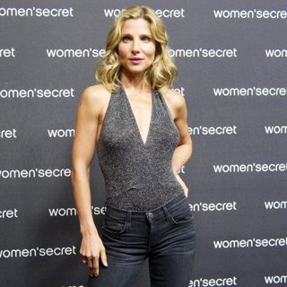 Elsa Pataky-Photocall for The Musical of Women'Secret
